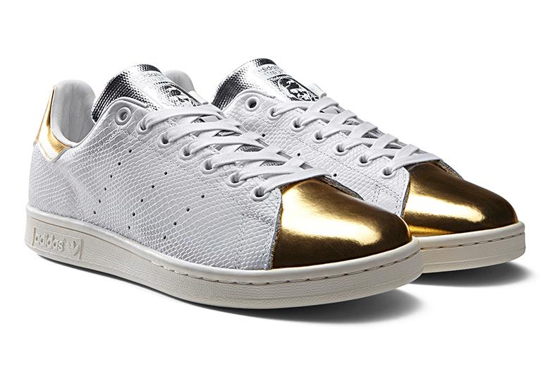 "adidas Originals Stan Smith ""Mid Summer Metallic"" Pack"