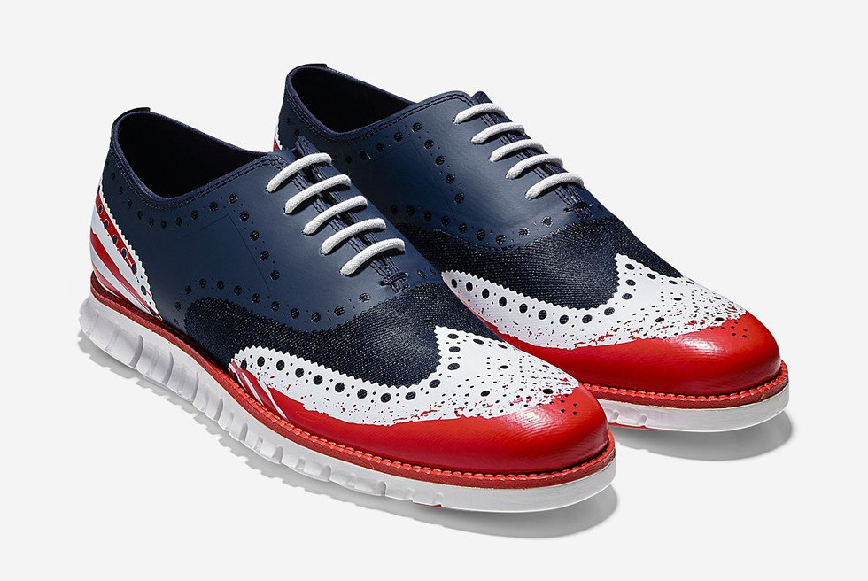 COLE HAAN ZEROGRAND 4TH OF JULY COLLECTION