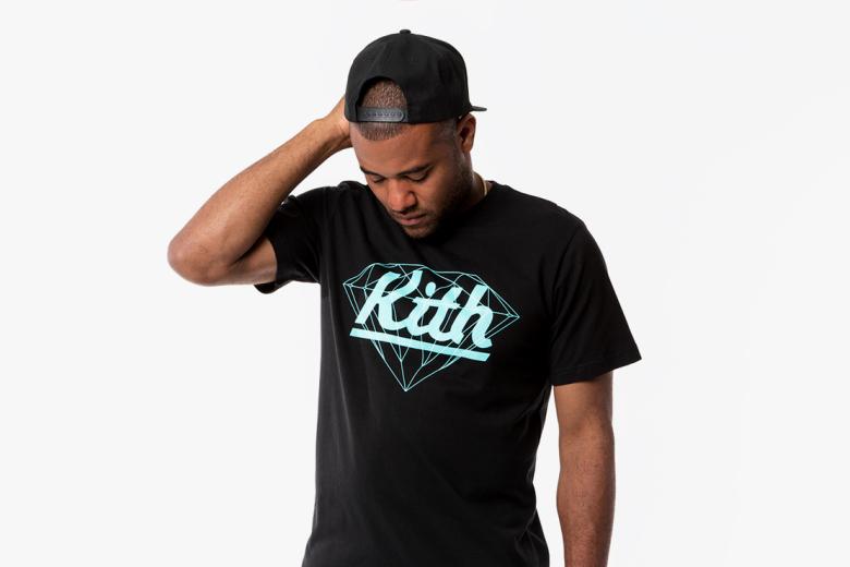 KITH x Diamond Supply Co. 2015 Summer Lookbook