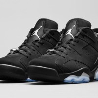 """The Air Jordan 6 Low """"Chrome"""" is Official"""