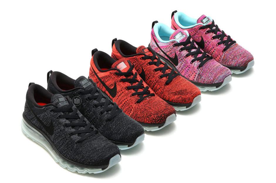 Nike, Nike Air Max, Nike Flyknit Air Max