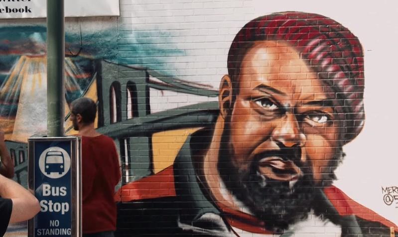 The New Sean Price Mural in Brooklyn