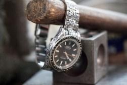 Fin De Temps x Huckleberry LTD Custom Rolex Milgauss