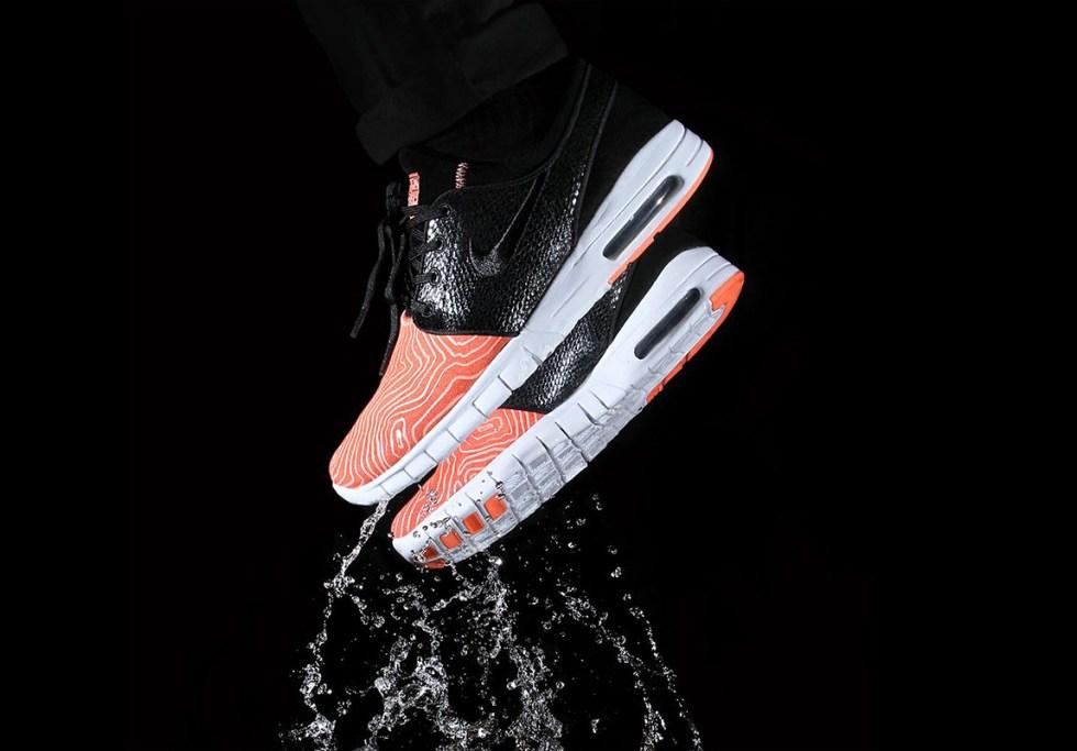 """Premier x Nike SB Stefan Janoski Max """"Fish Ladder"""""""