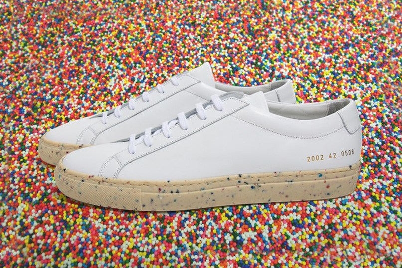 Dover Street Market x Common Projects' Achilles Silhouette