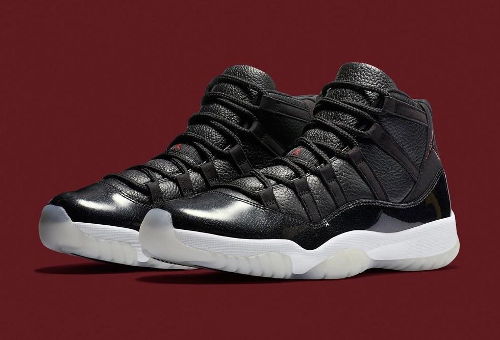 """The Air Jordan 11 Retro """"72-10"""" - It's Back"""
