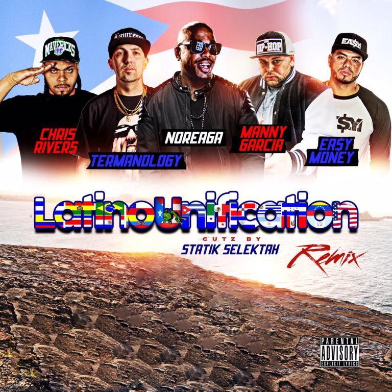 Manny Garcia & Termanology ft. Noreaga, Chris Rivers, & Ea$y Money – Latino Unification (Remix)