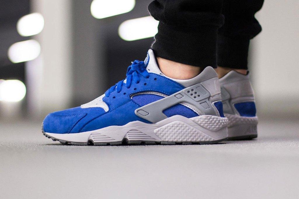 """Nike Air Huarache Premium """"Royal Blue"""""""