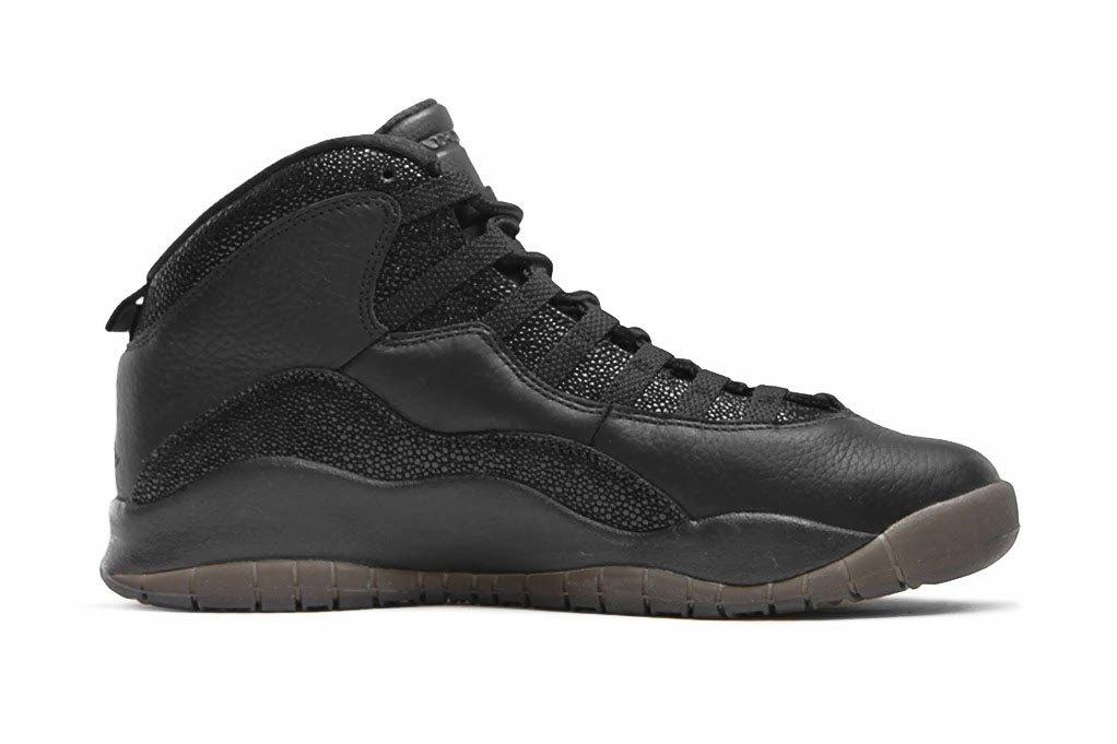 "OVO x Air Jordan 10 ""Black"" Reportedly Set to Drop"