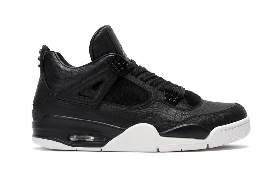 """Air Jordan 4 """"Pinnacle"""" Drops This Weekend"""