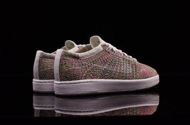 Nike Drops a New Multicolor Flyknit Version of the Tennis Classic