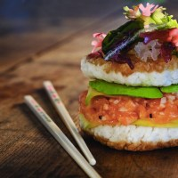 Sushi Burgers Are The New Food Craze