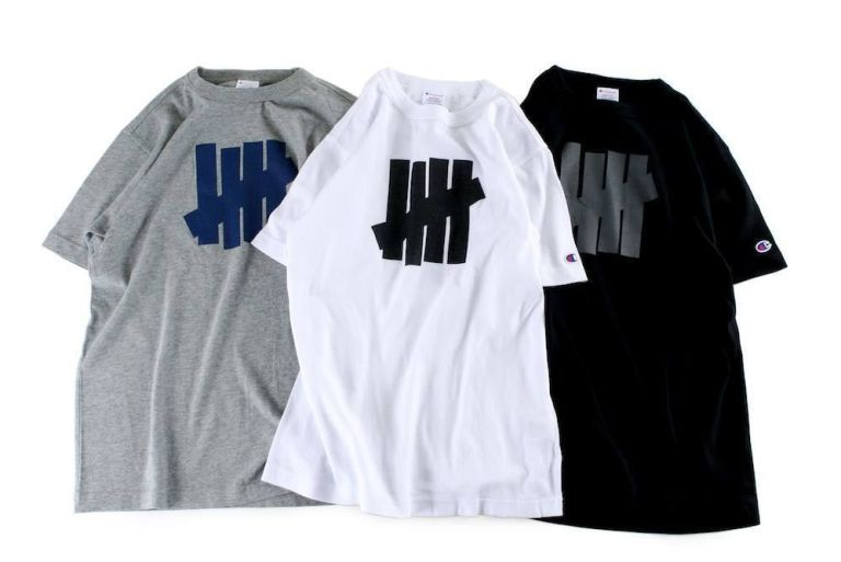 UNDEFEATED x Champion 2016 Spring/Summer Capsule Collection