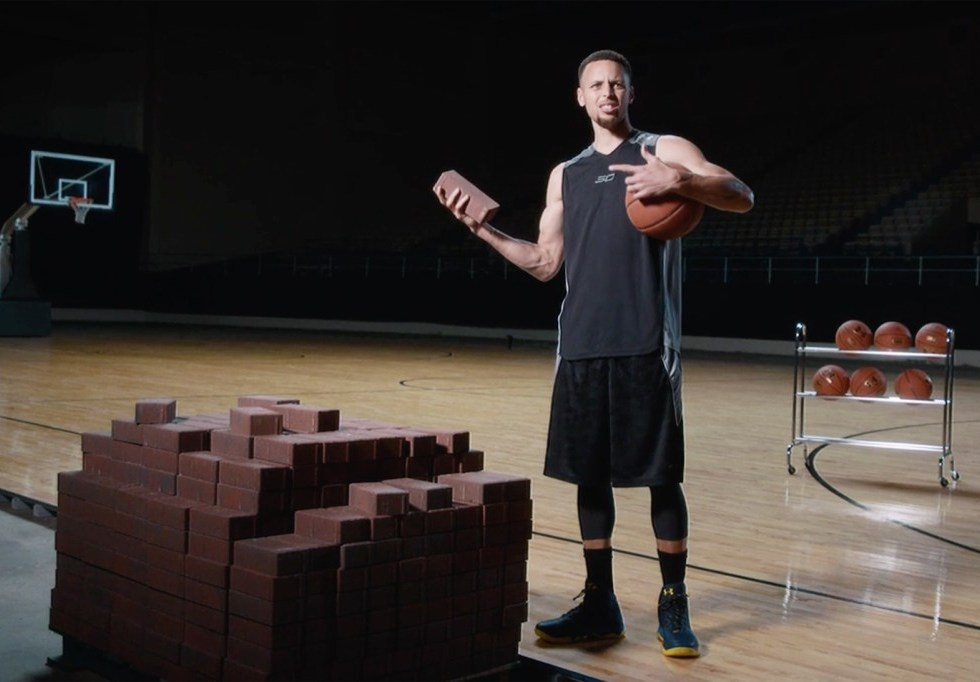 Under Armour Cashes in on Steph Curry