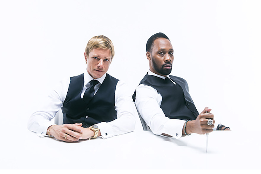 """RZA & Paul Banks of Interpol Debut Their First Song Together as """"Banks & Steelz"""" With Ghostface Killah"""