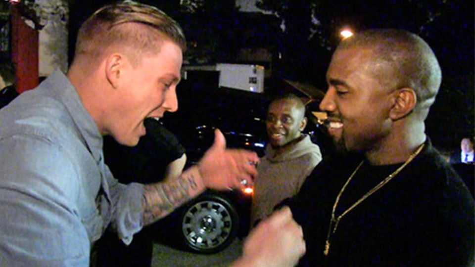 Kanye West Produced An Album For The Rapper Who Freestyled For Him On The Street