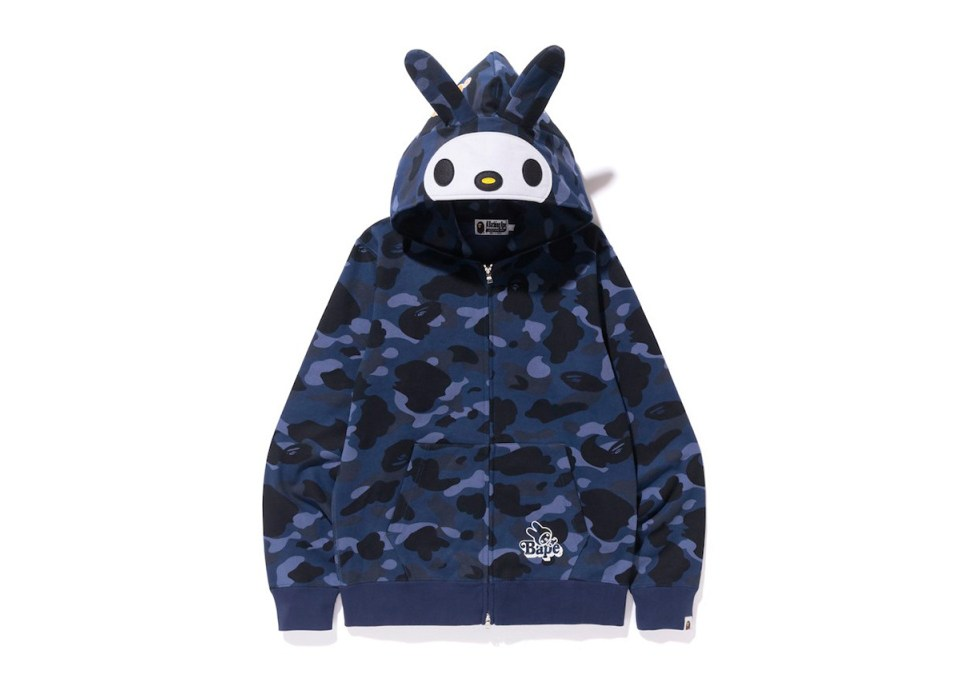 A Bathing Ape x MY MELODY Team up for a New Collection