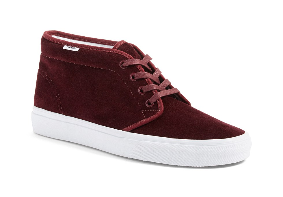 Vans Exclusive Apparel and Footwear Collection for Nordstrom