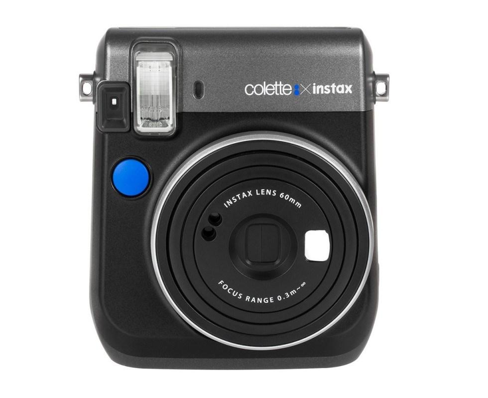 colette x Fujifilm - Limited Edition Instax Mini 70 Camera