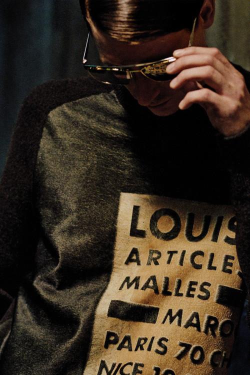 Louis Vuitton 2016 Fall/Winter Collection in 'SENSE' Magazine