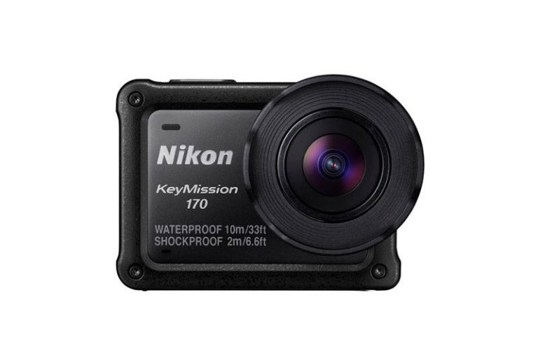 Nikon Introduces Two New Action Cameras