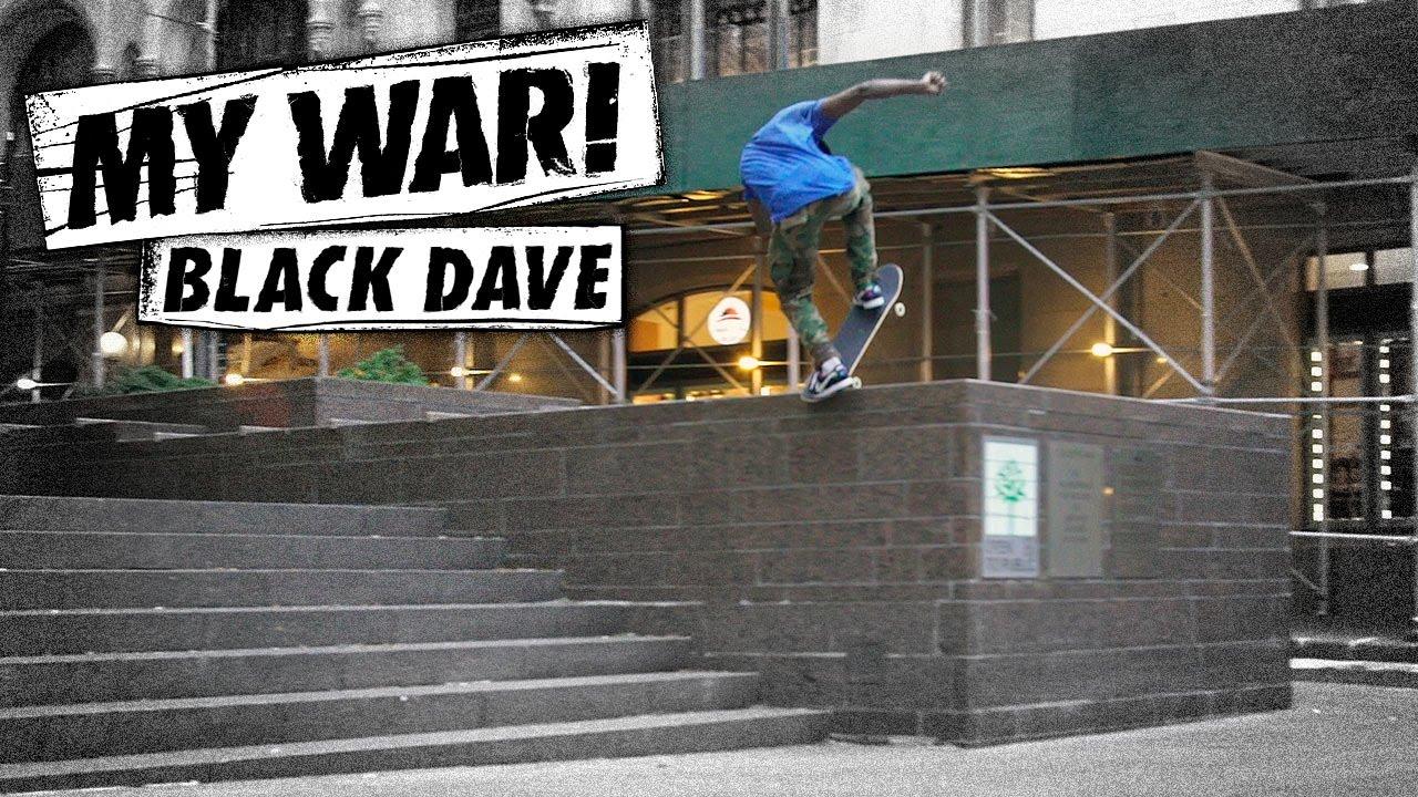 Black Dave's New 'Thrasher' Video
