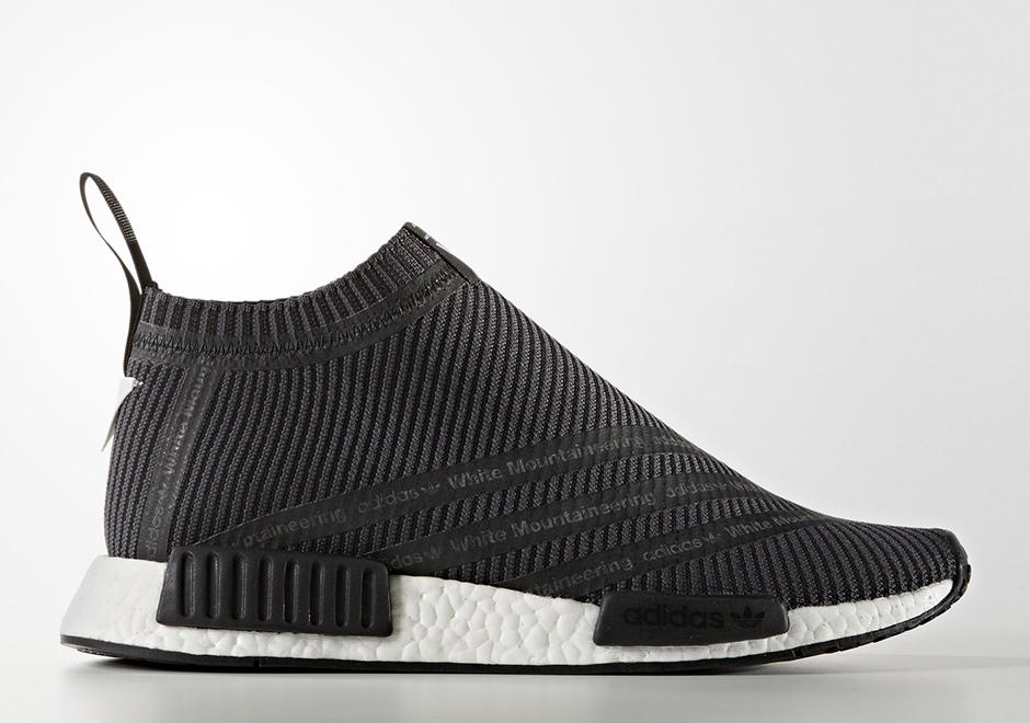 THE WHITE MOUNTAINEERING X ADIDAS ORIGINALS FOOTWEAR COLLECTION