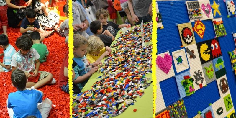 A LEGO® Holiday Experience, In Brooklyn, NY