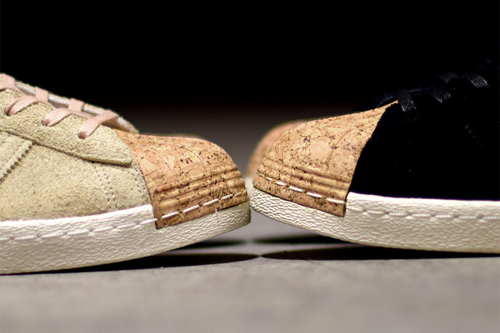adidas Originals Brings Cork to the Superstar 80s