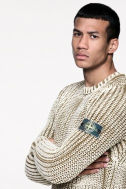 Stone Island's 2017 Spring/Summer Hand Corrosion Collection
