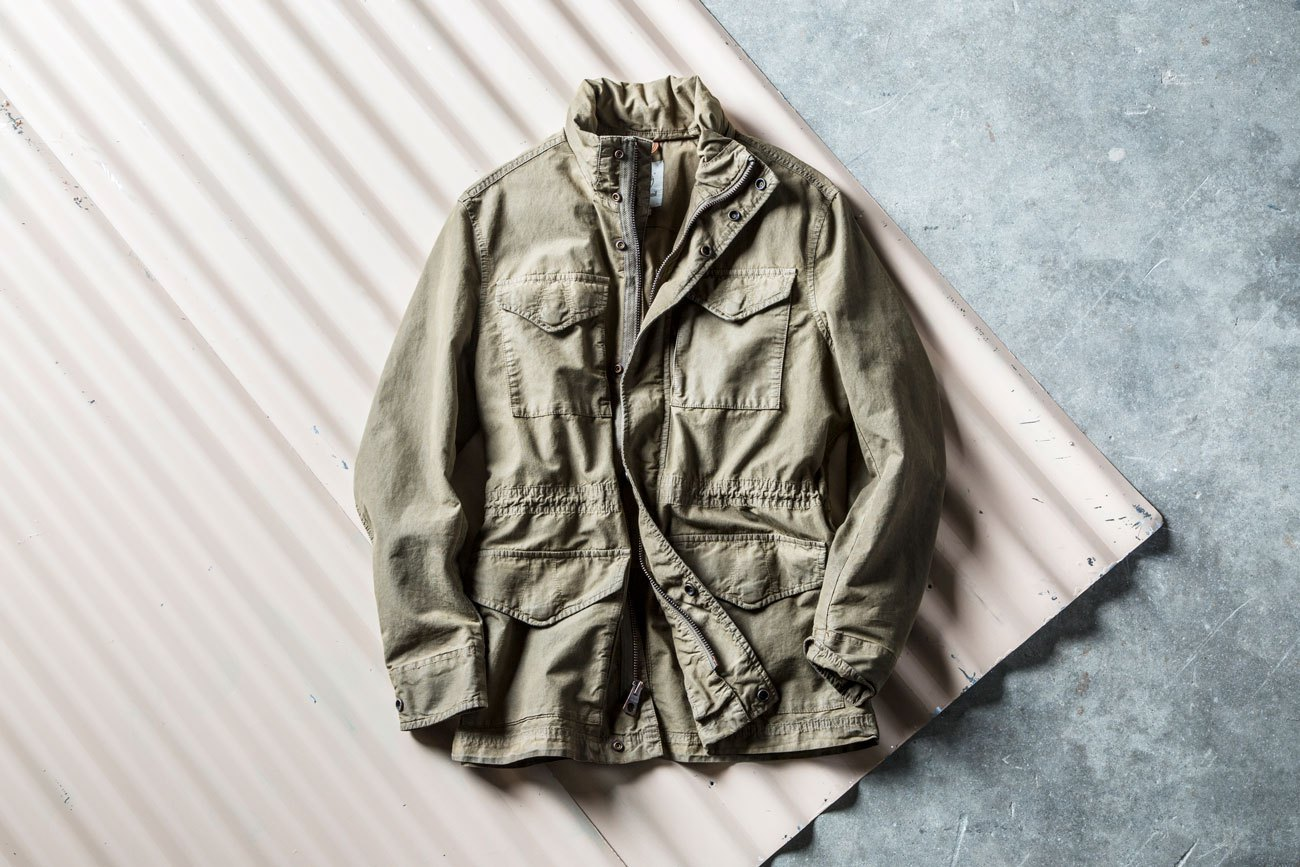 Timberland 2017 Spring Summer Urban Military Collection