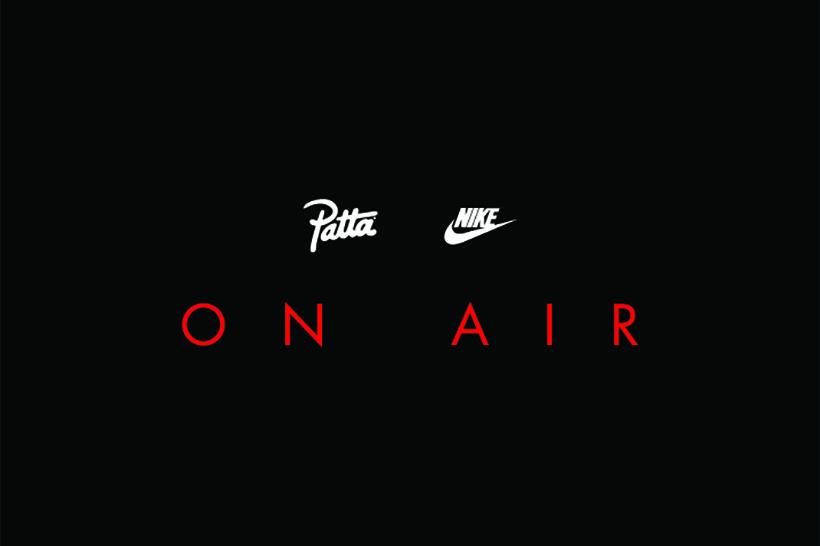 Patta x Nike ON AIR Pop-Up