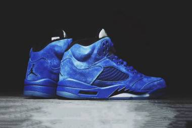 "Air Jordan 5 ""Game Royal"""