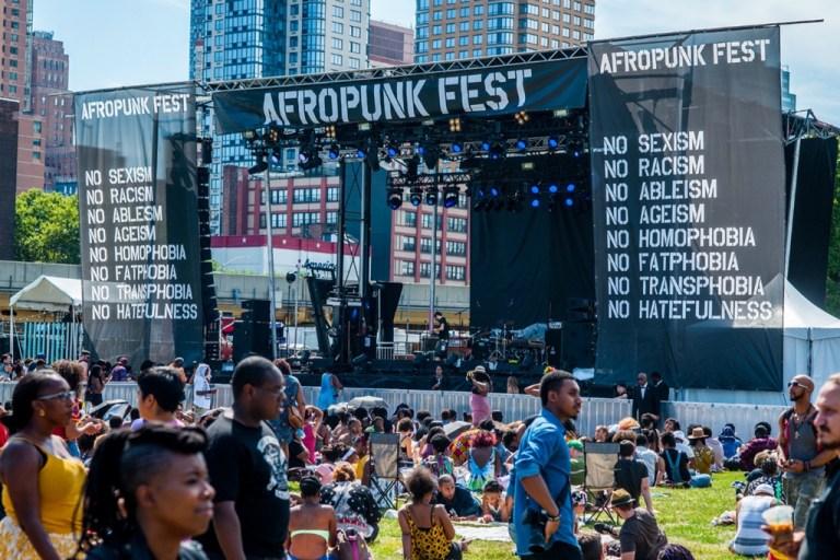 Afropunk's 2017 Lineup