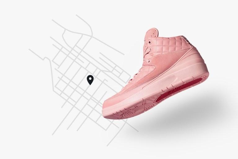 Nike SNKRS Stash