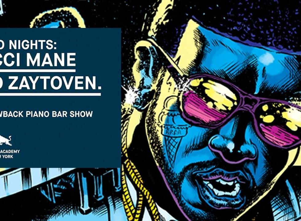 Gucci Mane & Zaytoven's at RBMA in NYC