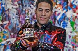 Hennessy x JonOne - Limited Edition Bottle Series