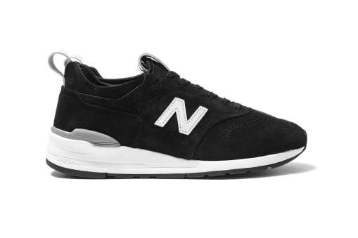 New Balance Deconstructed Black 997R