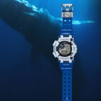 """G-SHOCK PRESENTS THE GWF-D1000K-7JR FROGMAN """"LOVE THE SEA AND THE EARTH"""""""