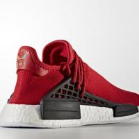 """PHARRELL x ADIDAS ARE LAUNCHING AN NMD """"HUMAN RACE"""" IN RED"""
