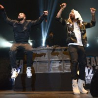 Drake Sends Shots at Meek Mill in Philly