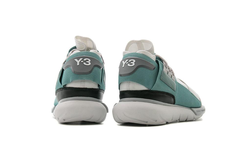 """Y-3 Spring """"Crystal White"""" Qasa High"""