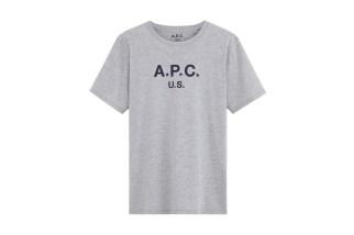 A.P.C. American-Made Capsule of Sweats & Tees