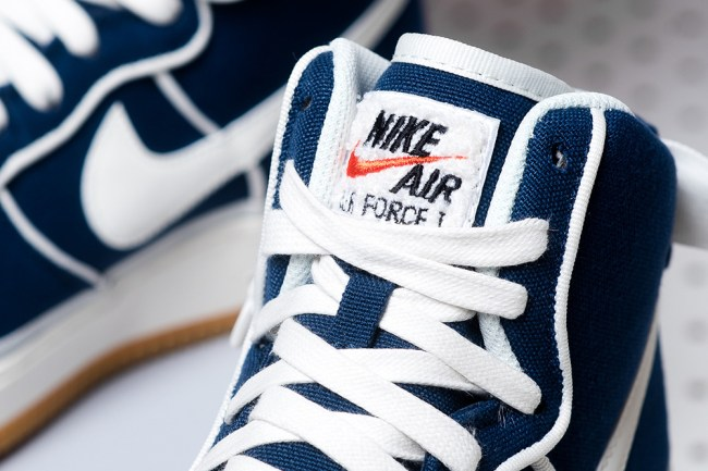 """Nike Air Force 1 Takes on a """"Binary Blue"""" Color Scheme"""
