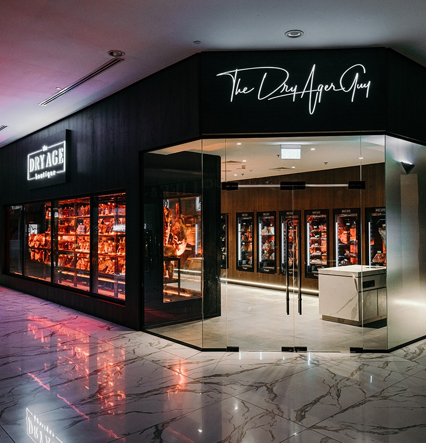 The Dry Ager Guy Exterior Boutique