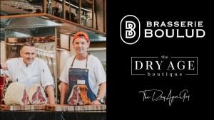Brasserie Boulud Dubai X Dry Ager Guy
