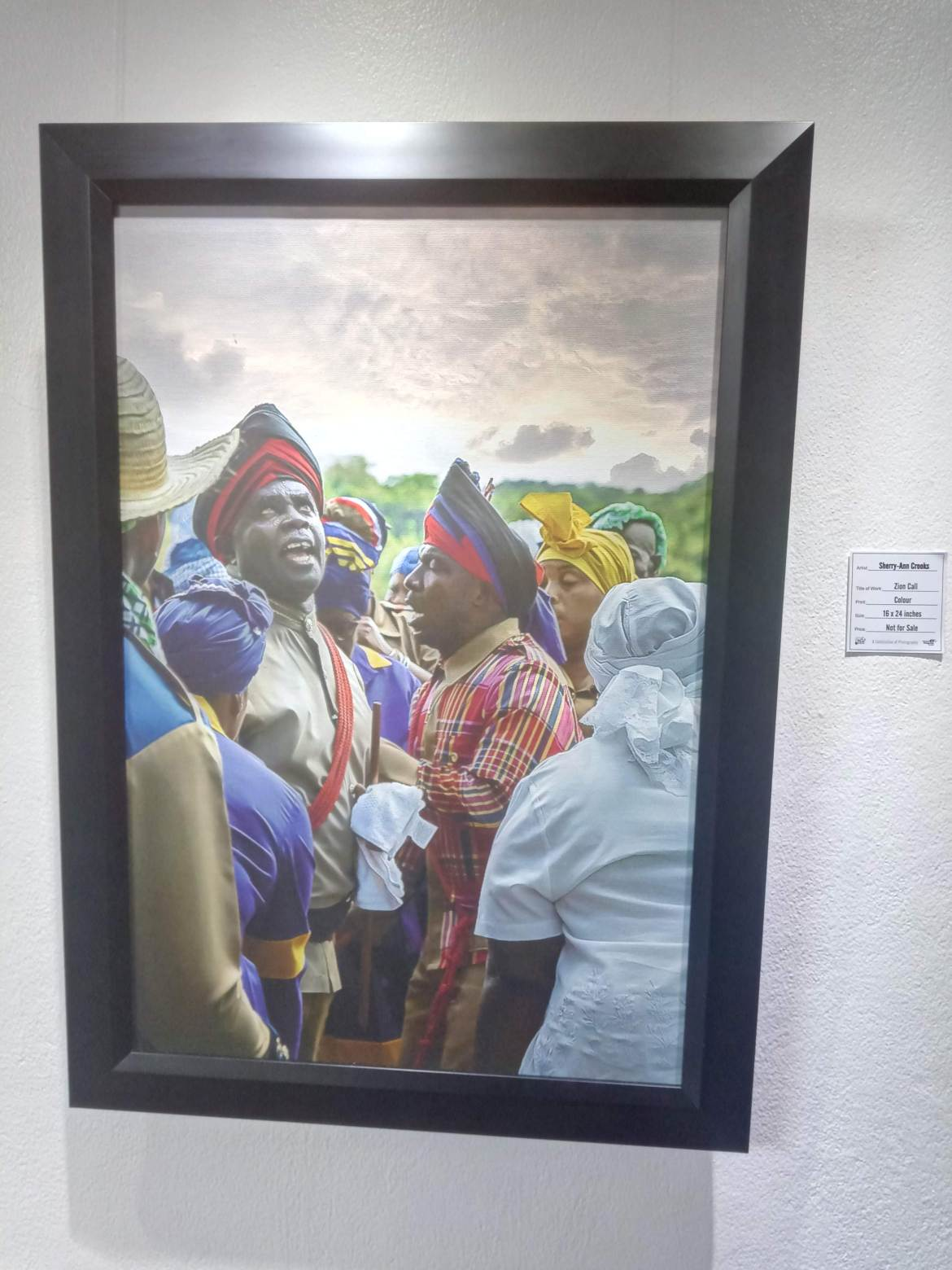 Art at Jamaica Conference Center