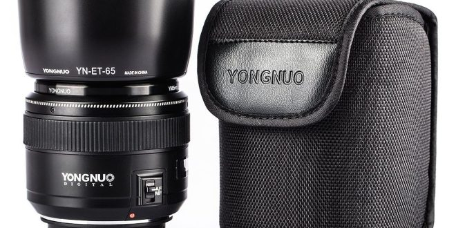 YONGNUO YN85mm F1.8 Lens AF / MF standard & Medium Telephoto Prime Lens fixed focus lens