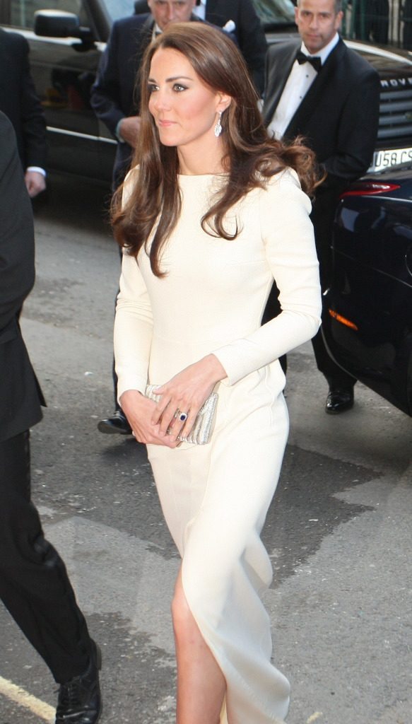 What Kate Middleton Might Actually Wear During Her NYC