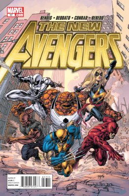 New Avengers of the Heroic Age